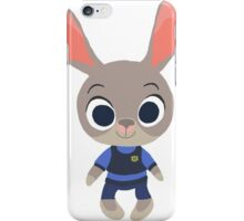 Judy Hopps: Zootopia! iPhone Case/Skin