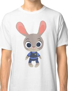 Judy Hopps: Zootopia! Classic T-Shirt