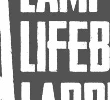 Lamp, Lifeboat, Or Ladder Sticker