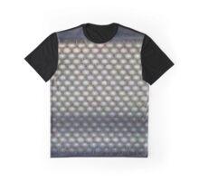 Hexagon mesh 3 - Phlox Graphic T-Shirt