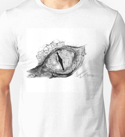 The Eye of Smaug Unisex T-Shirt