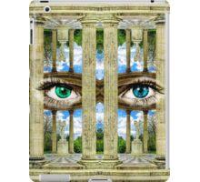 Surrealist Temple of Love Petit Trianon Versailles Paris iPad Case/Skin