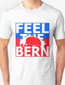 Feel The Bern Official Bernie Sanders Apparel T-Shirt