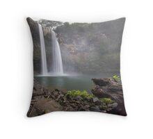 Fantasy Island - Kauai Throw Pillow