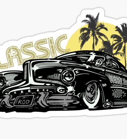 Old School Classics Sticker