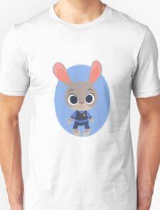 Judy Hopps: Zootopia! T-Shirt