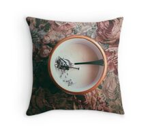 Below the Surface Throw Pillow
