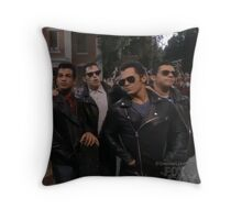 T-Birds ~ Grease Live Throw Pillow