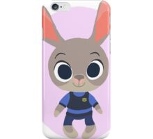 Judy Hopps: Zootopia! iPhone Case/Skin