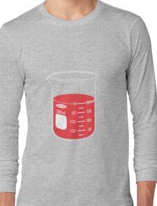 beaker elixir (strawberry) Long Sleeve T-Shirt