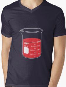 beaker elixir (strawberry) Mens V-Neck T-Shirt