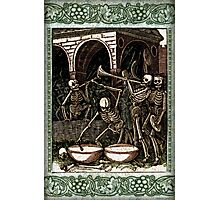 Dance Macabre - by Landron Artifacts Photographic Print