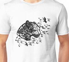 Forest Leopard Unisex T-Shirt