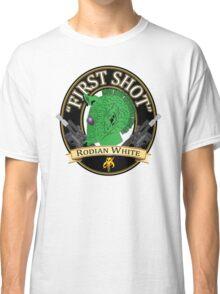 First Shot Rodian White Ale Classic T-Shirt