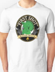 First Shot Rodian White Ale Unisex T-Shirt