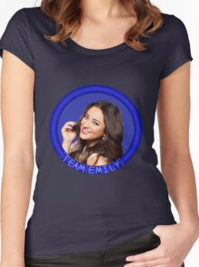 Pretty Little Liars - Team Emily - PLL - (Designs4You) Women's Fitted Scoop T-Shirt