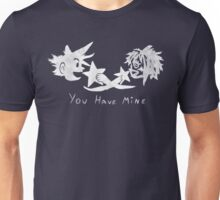 "Sora and Kairi - ""You Have Mine"" Unisex T-Shirt"