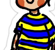 Ness sticker Sticker