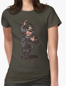 Onett Police Womens Fitted T-Shirt