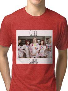 Start Your Own Girl Gang Series-Skins (UK) Tri-blend T-Shirt