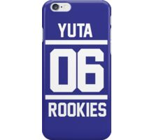 YUTA 06 iPhone Case/Skin