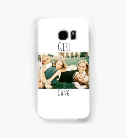Start Your Own Girl Gang Series-The Virgin Suicides Samsung Galaxy Case/Skin