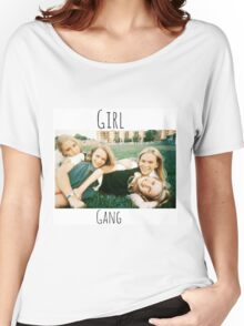 Start Your Own Girl Gang Series-The Virgin Suicides Women's Relaxed Fit T-Shirt