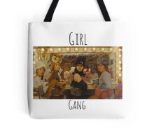 Start Your Own Girl Gang Series-Moonrise Kingdom Tote Bag