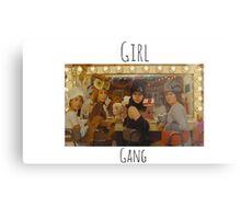 Start Your Own Girl Gang Series-Moonrise Kingdom Metal Print