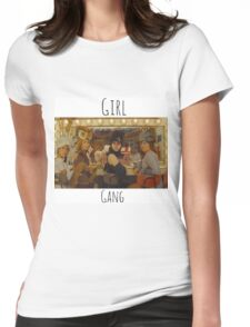 Start Your Own Girl Gang Series-Moonrise Kingdom Womens Fitted T-Shirt