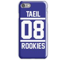 TAEIL 08 iPhone Case/Skin