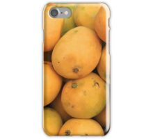 Mangoes at the Market iPhone Case/Skin