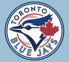 Toronto Blue Jays-Baseball Kids Tee