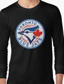 Toronto Blue Jays-Baseball Long Sleeve T-Shirt