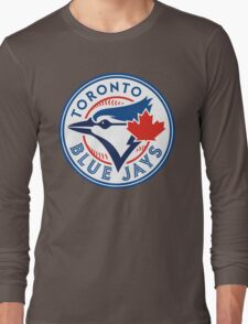 Toronto Blue Jays-Baseball Long Sleeve T-Shirt