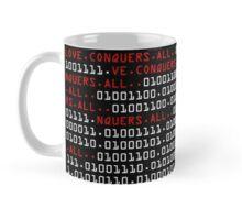 Love.Conquers.All - Digital Artwork Mug