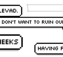 Tiva Quotes Sticker