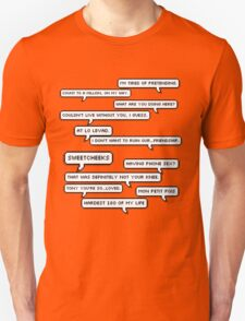 Tiva Quotes Unisex T-Shirt