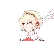 Aigis - Persona 3 Photographic Print