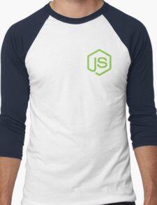 Node.Js Fan Men's Baseball ¾ T-Shirt