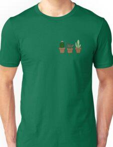 Cute cacti Unisex T-Shirt