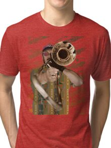 Jazz n Bone  Tri-blend T-Shirt