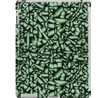 Emerald ribbon iPad Case/Skin