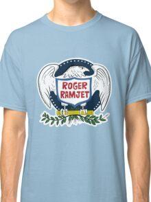 Roger Ramjet Bald Eagle Classic T-Shirt