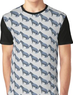 ORIGAMI CAT VECTOR Graphic T-Shirt