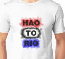 USWNT - Hao To Rio  Unisex T-Shirt