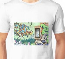 Street Art in Chinatown Unisex T-Shirt