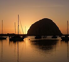 Morro Rock by Patty Boyte