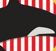 Jump Orca Sticker
