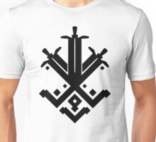 Arbiters-Black Unisex T-Shirt
